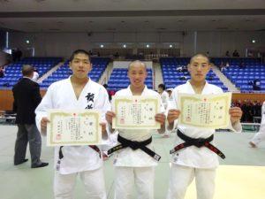 柔道部 第41回 全国高等学校柔道選手権大会